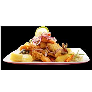 Jalea - Ristorante Peruviano Inka Chicken