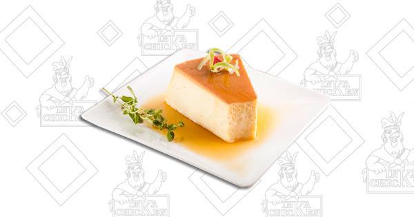 Crema volteada - Ristorante Peruviano Inka Chicken