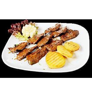 Anticuchos de Corazon - Ristorante Peruviano Inka Chicken