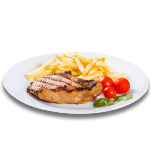 Chuleta de Cerdo - Ristorante Peruviano Inka Chicken