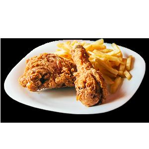 Pollo Broaster - Ristorante Peruviano Inka Chicken