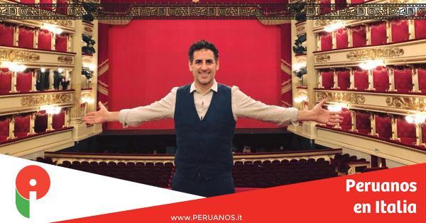 Milán: Juan Diego Flórez vuelve al teatro alla Scala - Peruanos en Italia
