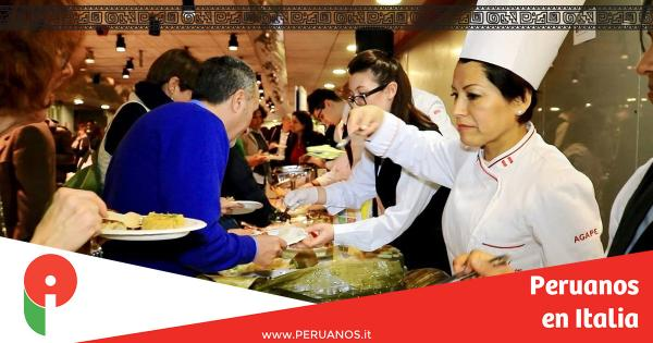 Turín. Perú se luce en Festival del Periodismo Alimentario - Peruanos en Italia