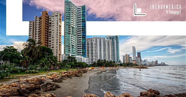 COLOMBIA: Le 5 Spiagge Più Belle di Cartagena - Iberoamerica Viaggi Agenzia di Viaggio Roma