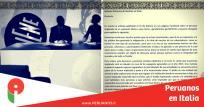 Presunto abuso de menor en Florencia: Palabra a la contraparte - Peruanos en Italia